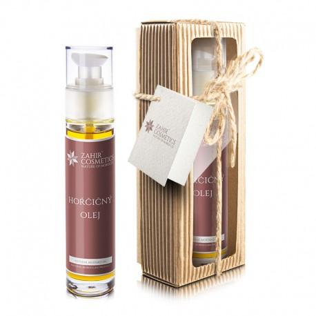 Horčičný olej 50 ml - darčekové balenie