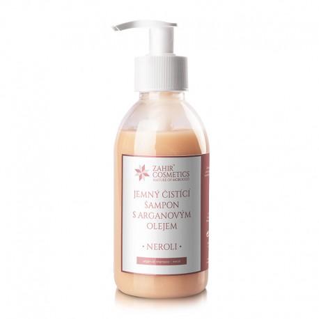 Jemný čistiaci šampon s arganovým olejom - NEROLI