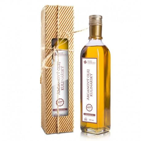 Argánový olej  kulinársky 250 ml